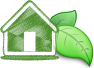 icon home green 2